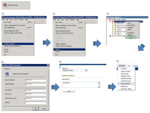 FDMClassic_Target_App_Setup