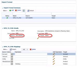FDMEE 11.1.2.4 - Data Synchornization