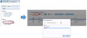 FDMEE: Register Target App